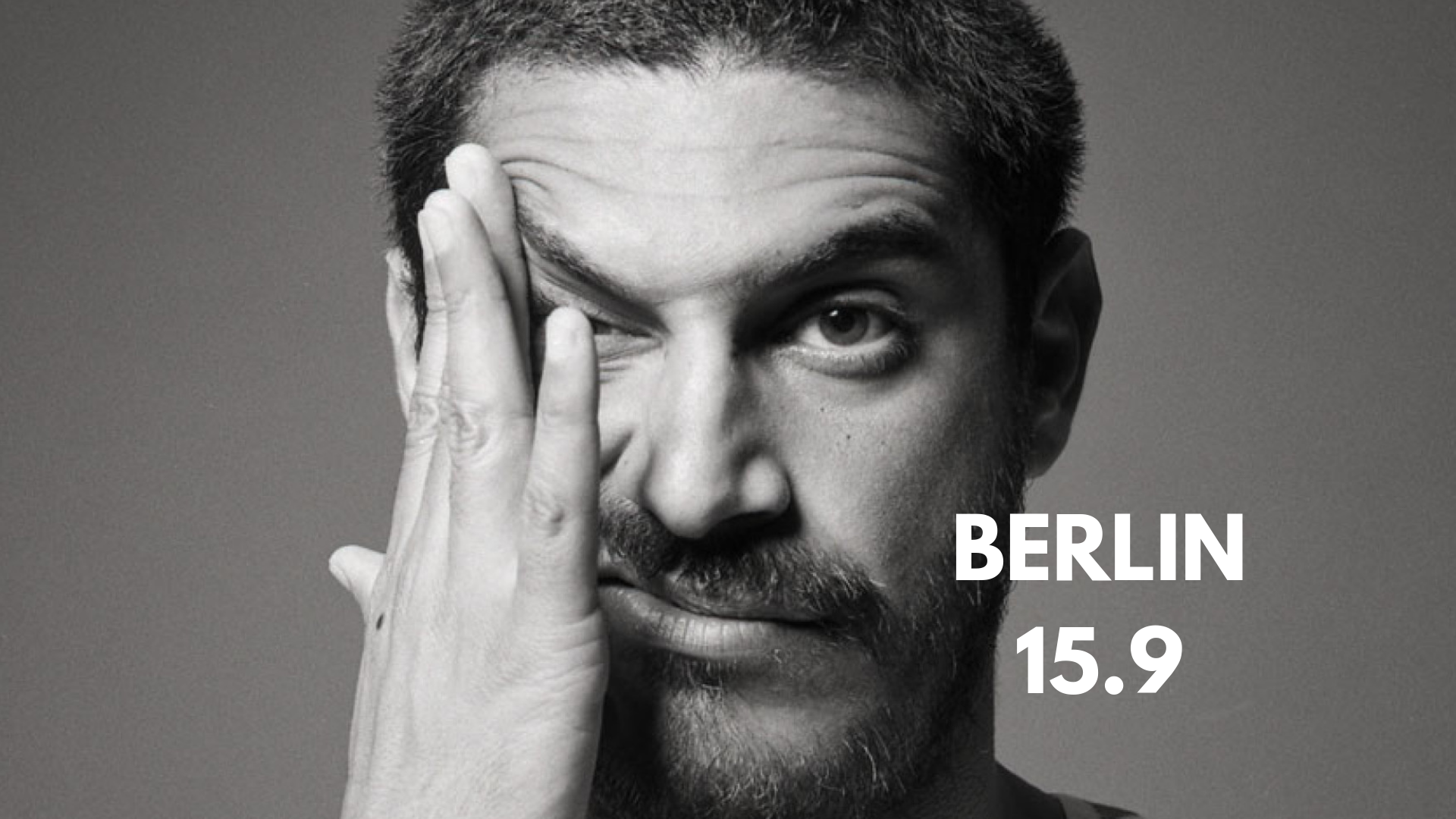 Criolo - Berlin 2019