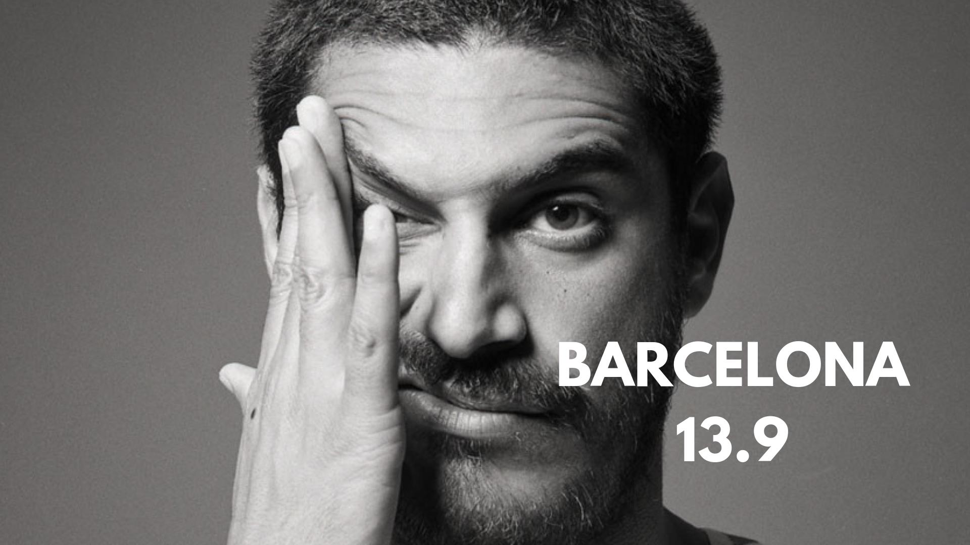 Criolo - Barcelona 2019