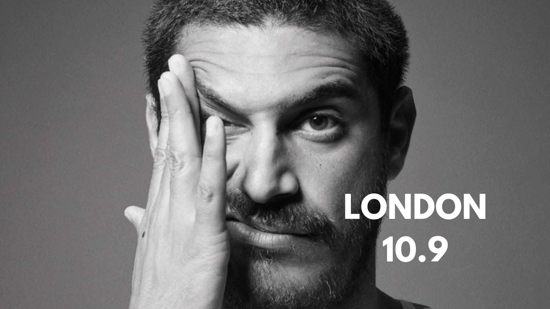 Criolo - London 2019