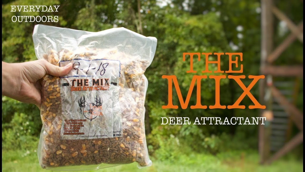 THE MIX FOR DEER