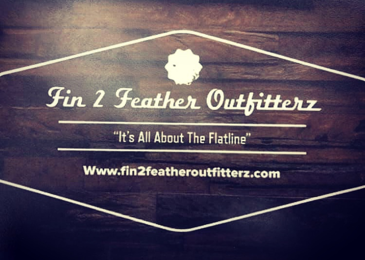 FIN 2 FEATHER OUTFITTERS