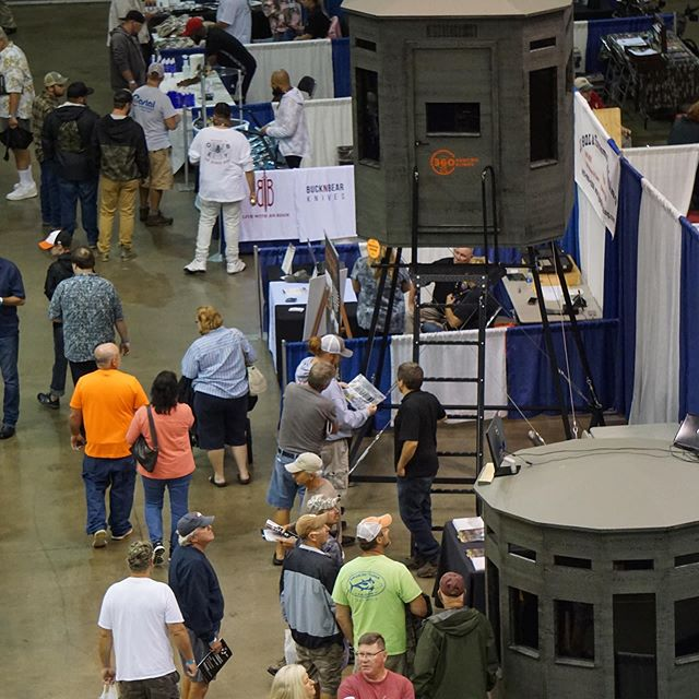 The expo will be back in 2020! Comment and let us know what you want to see next year at the show! #OceanCity #OCSE #OceanCitySportsmanExpo