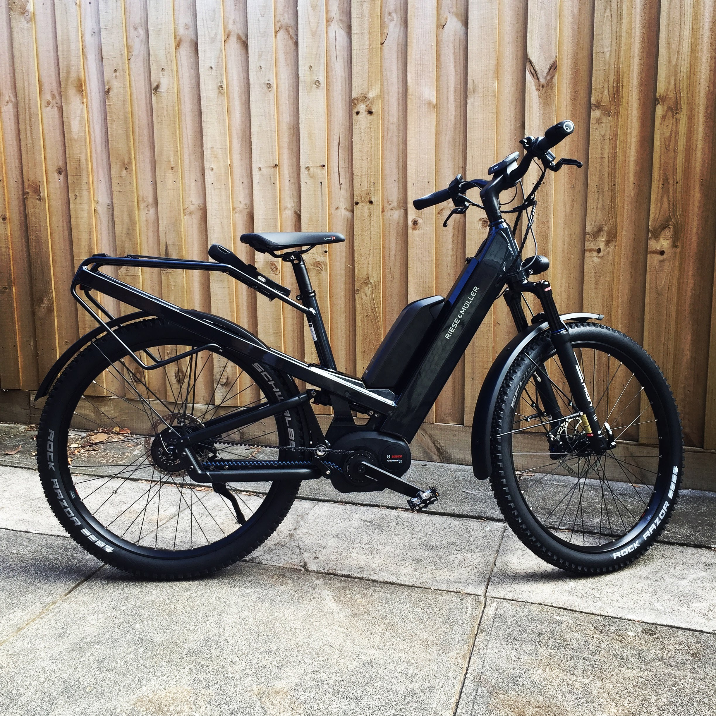 The Riese and Müller GX Rohloff (2019)