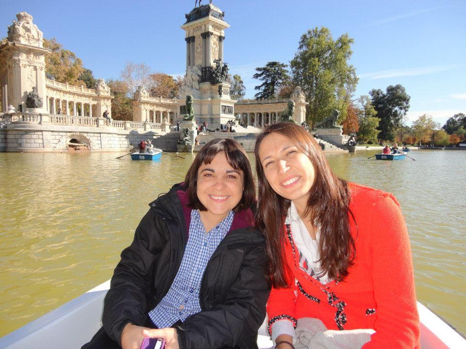7 novembro de 2012 – Parque El Retiro
