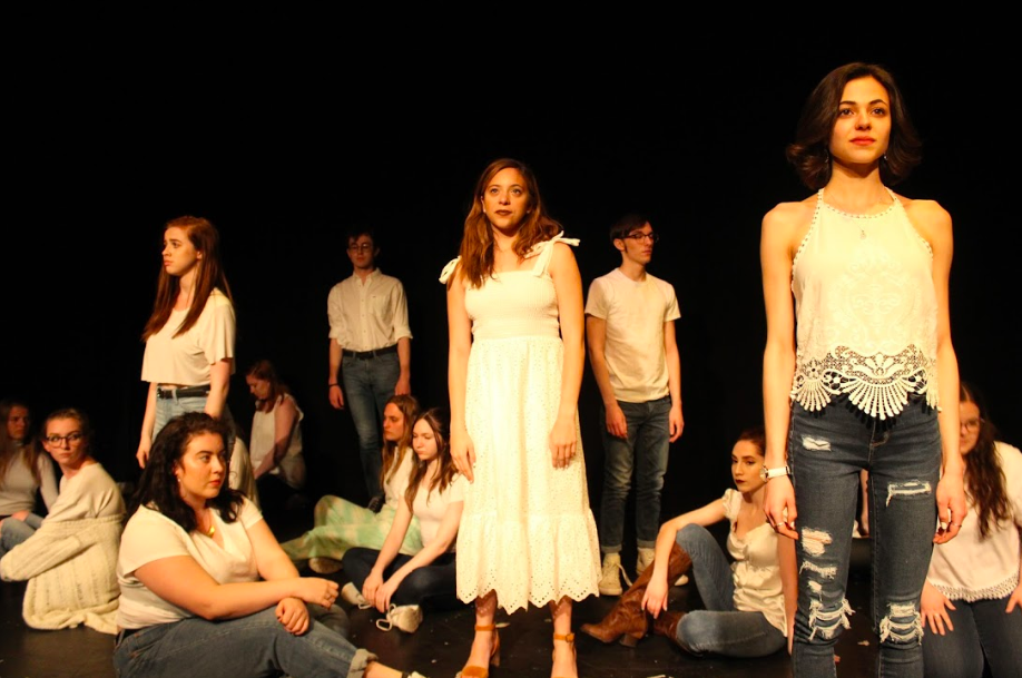 The Me Too Monologues Director Rider University Spring 2019