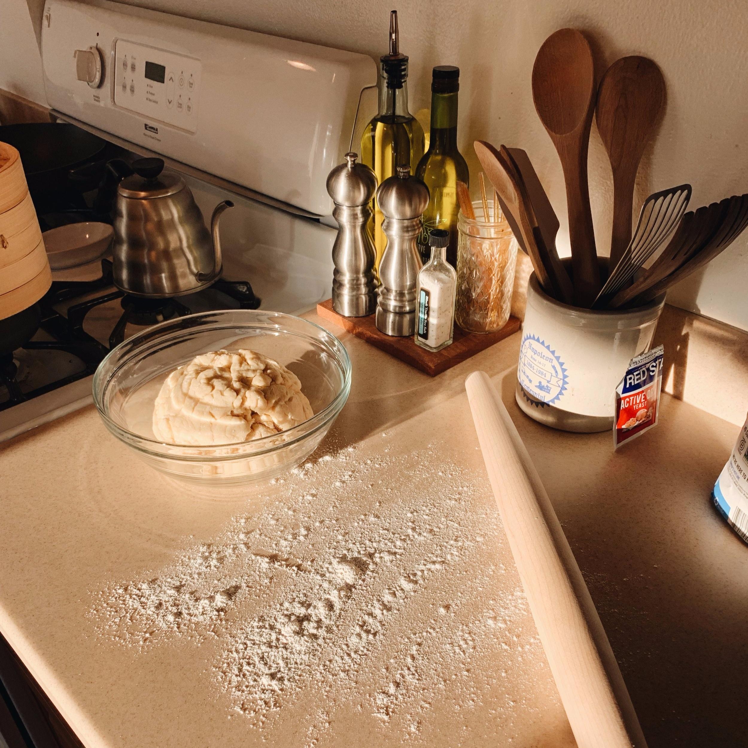 Kitchen Diaries: April
