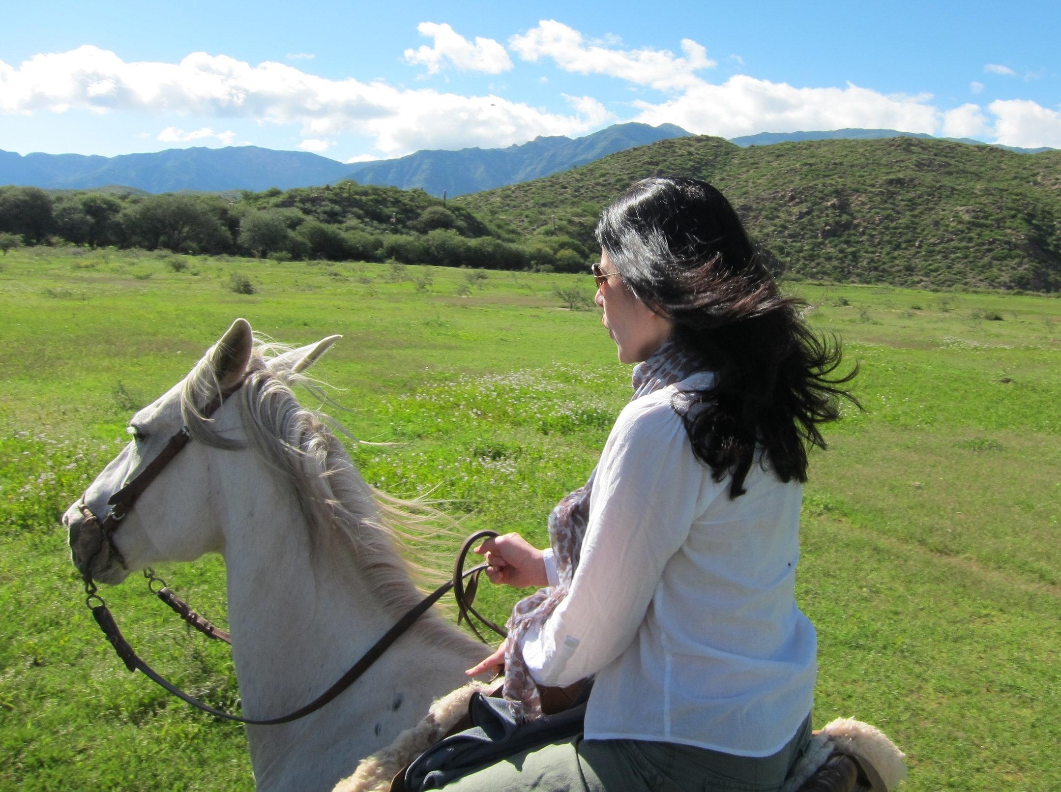 Nilou horseback Colome.jpg