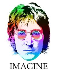 - Imagine all the people living life in peace….