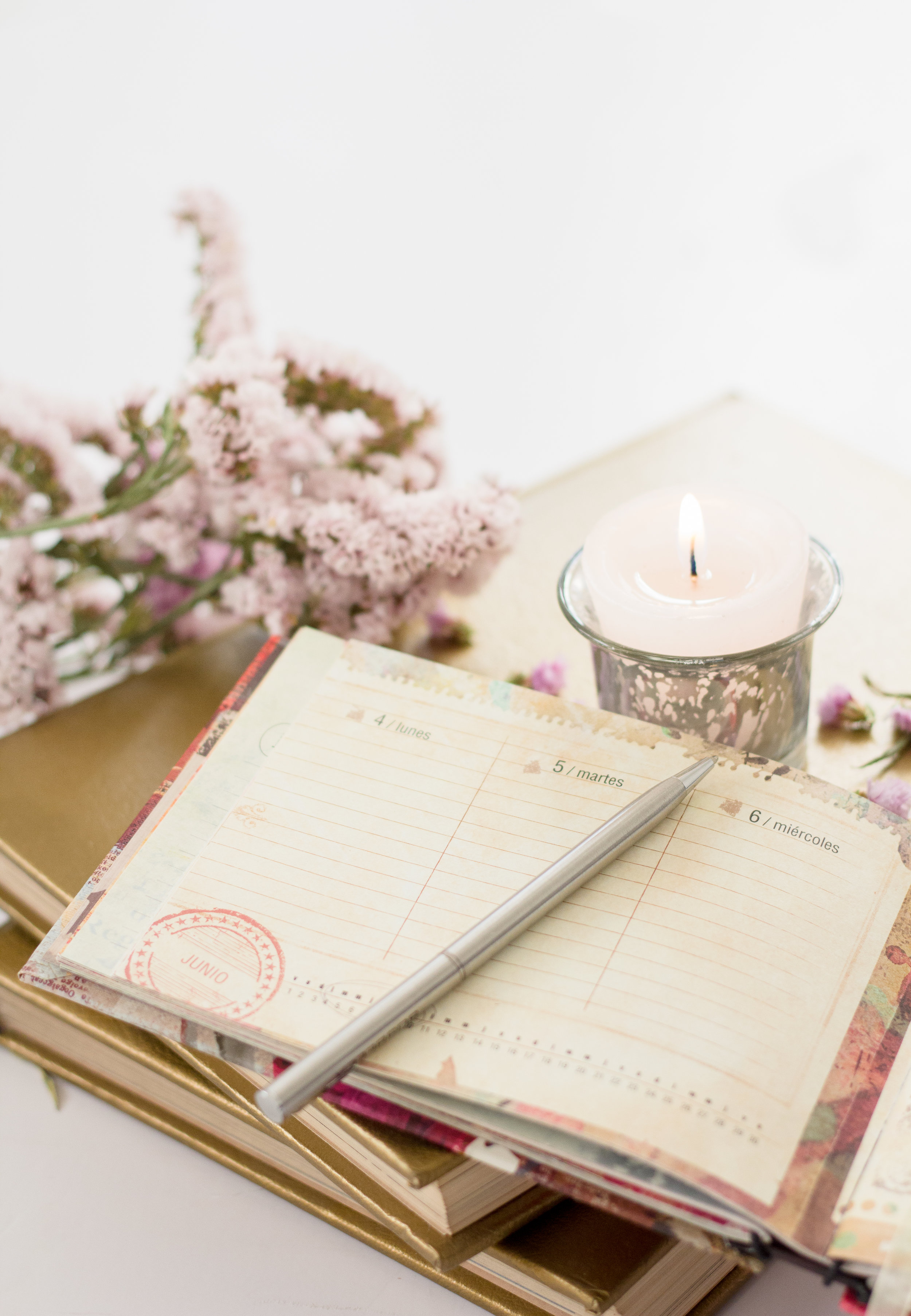 - Decide on your boundaries, journal them and remember to respect them always xx