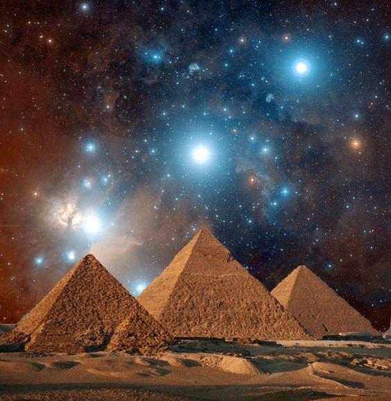 - Star Gates Pyramids are Consciousness Portals.