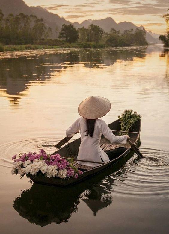 - Stillness brings peace to any heart..💛