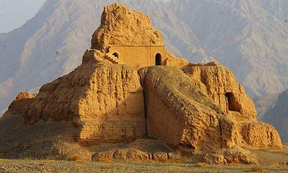 Temple of Wisdom - Gobi Desert