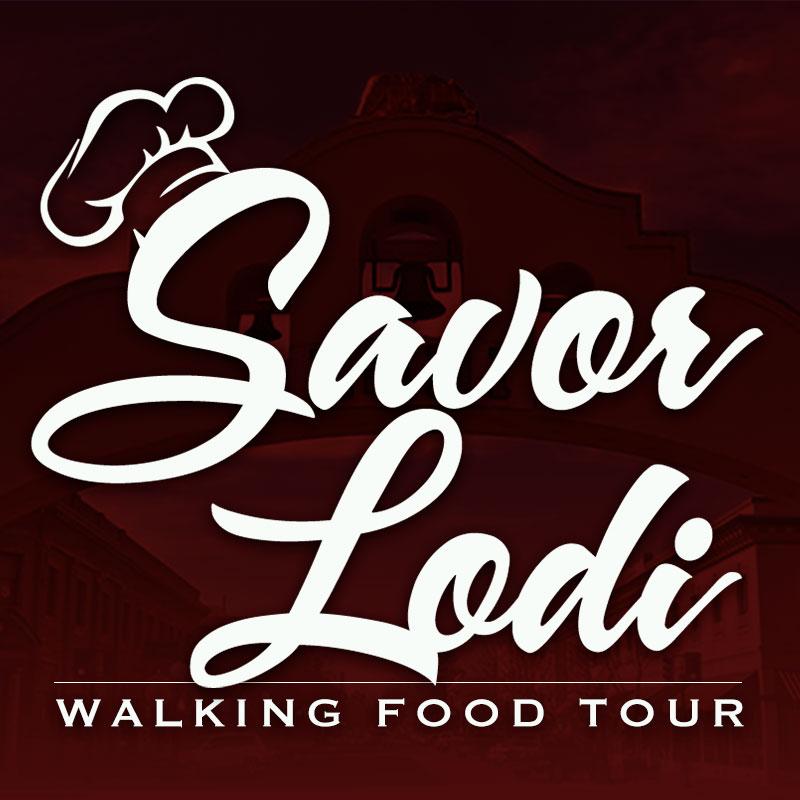 Savor Lodi, Walking Food Tours