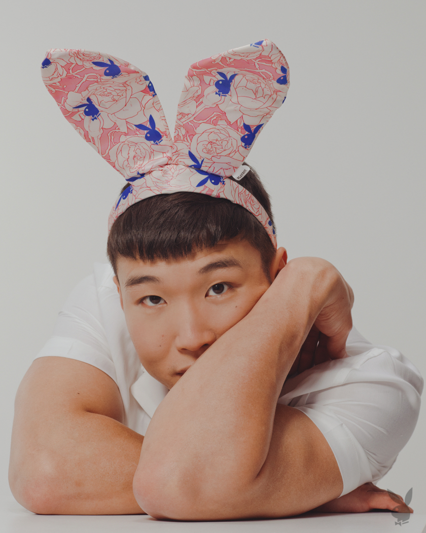 Joel Kim Booster photographed by Ryan Pfluger