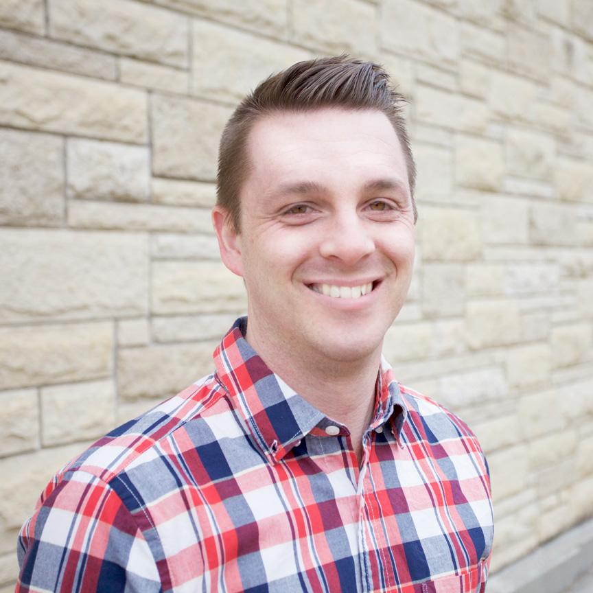MORGAN GREER  Lead Pastor
