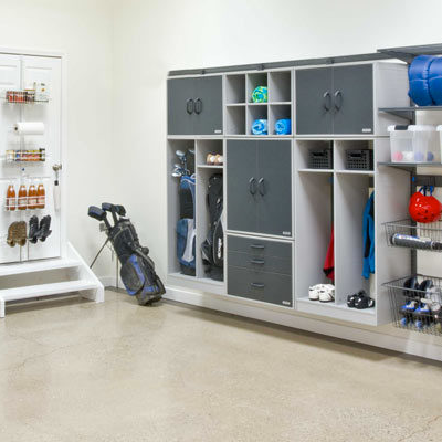 Simply Organize Your Garage