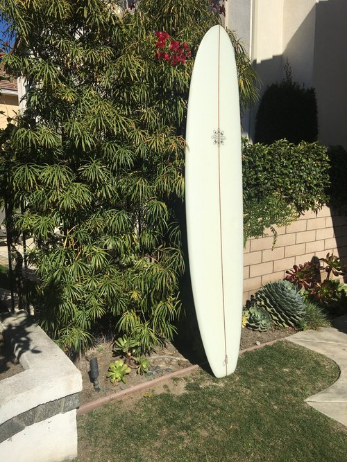 """TANNER SURFBOARDS  8'8"""""""