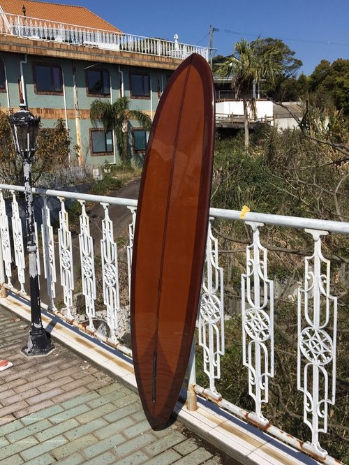 "ALMOND SURFBOARDS  6'3"""