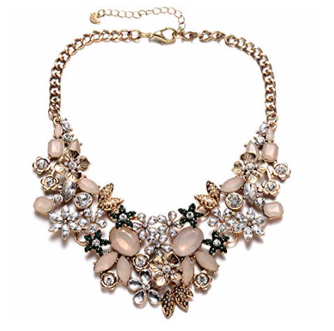 Amazon Vintage Gold Neckpiece