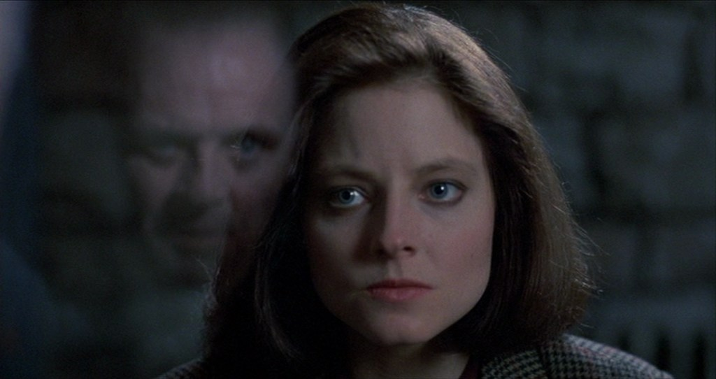 The Silence of the lambs still