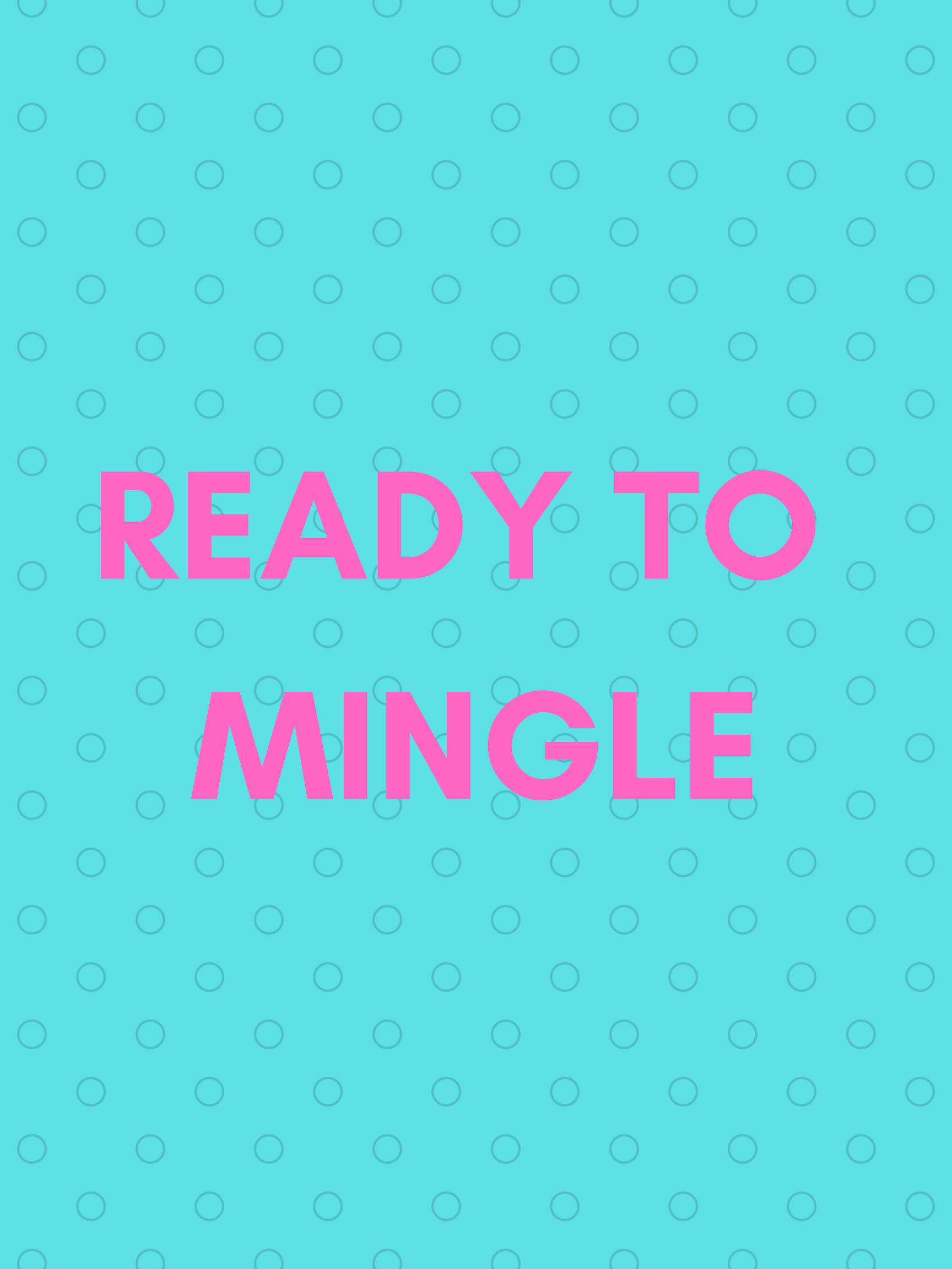 Ready to Mingle (Social Media Manager)