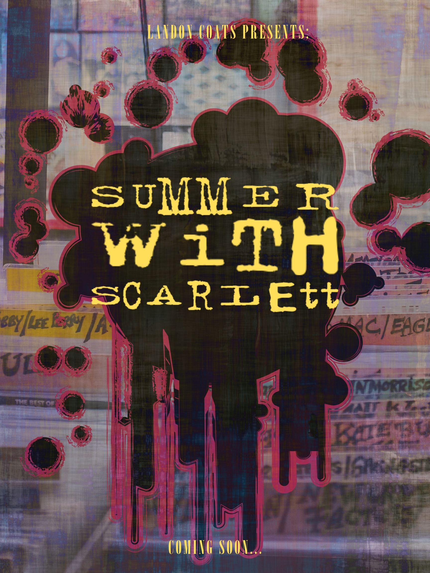 Summer with Scarlett (????) - Feature Film / Writer,Producer,Director