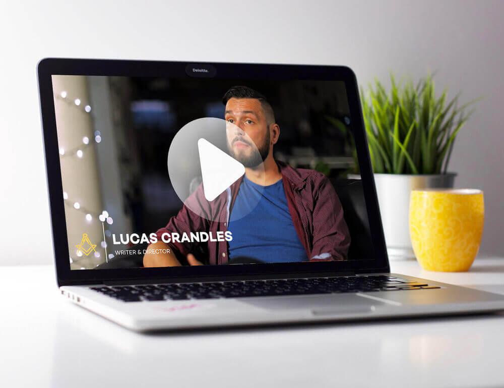 Lumeo video production mock