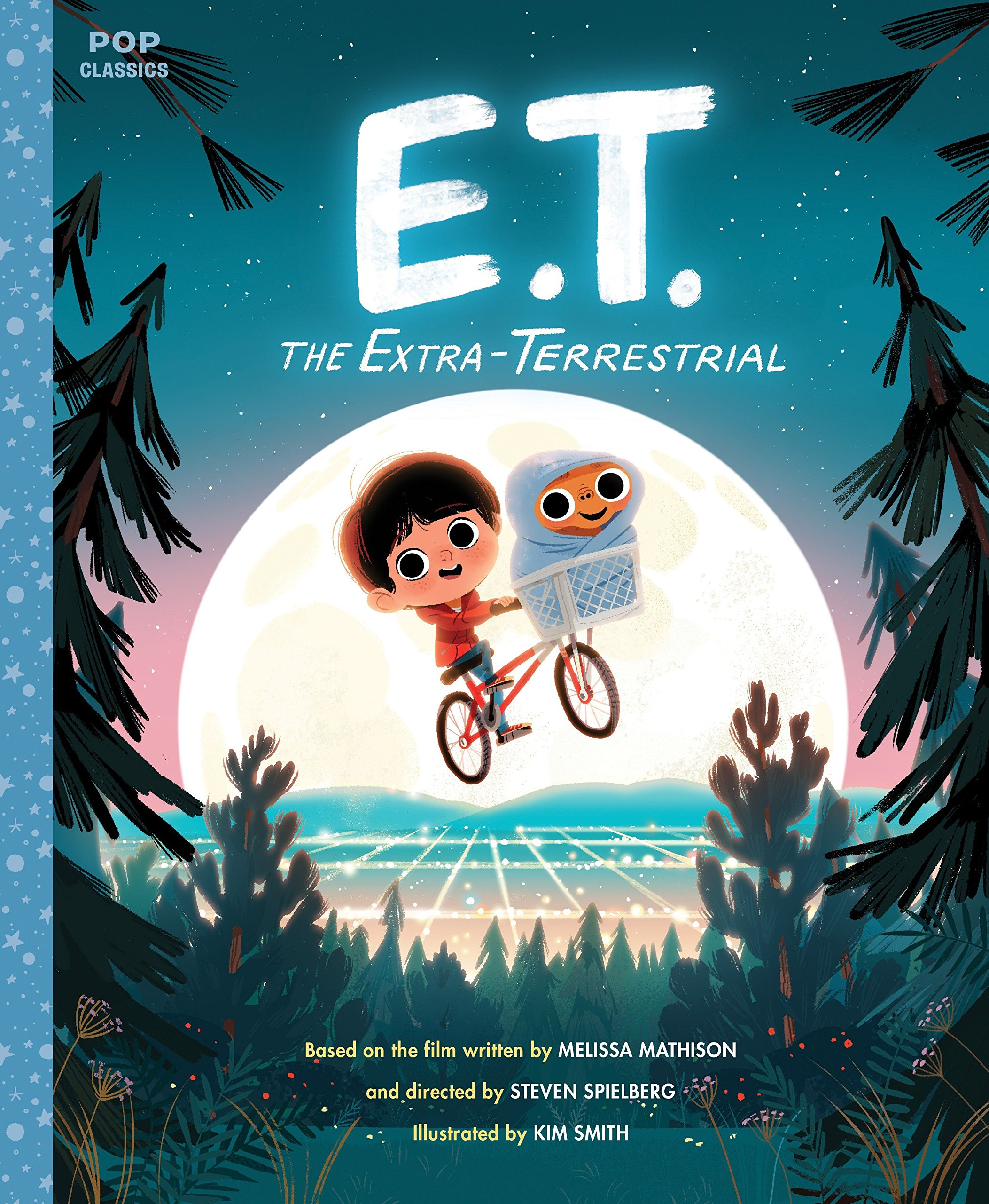 E.T The Extra-Terrestrial, Kim Smith - A book filled with courage, friendship, and the power of imagination! Follow Elliot's journey as he discovers life with an extra-terrestrial. This book is based on the original film (written by Melissa Matheson and directed by Steven Spielberg) which was released in 1982. It's amazing that in 2019 students all over the world still love this story!