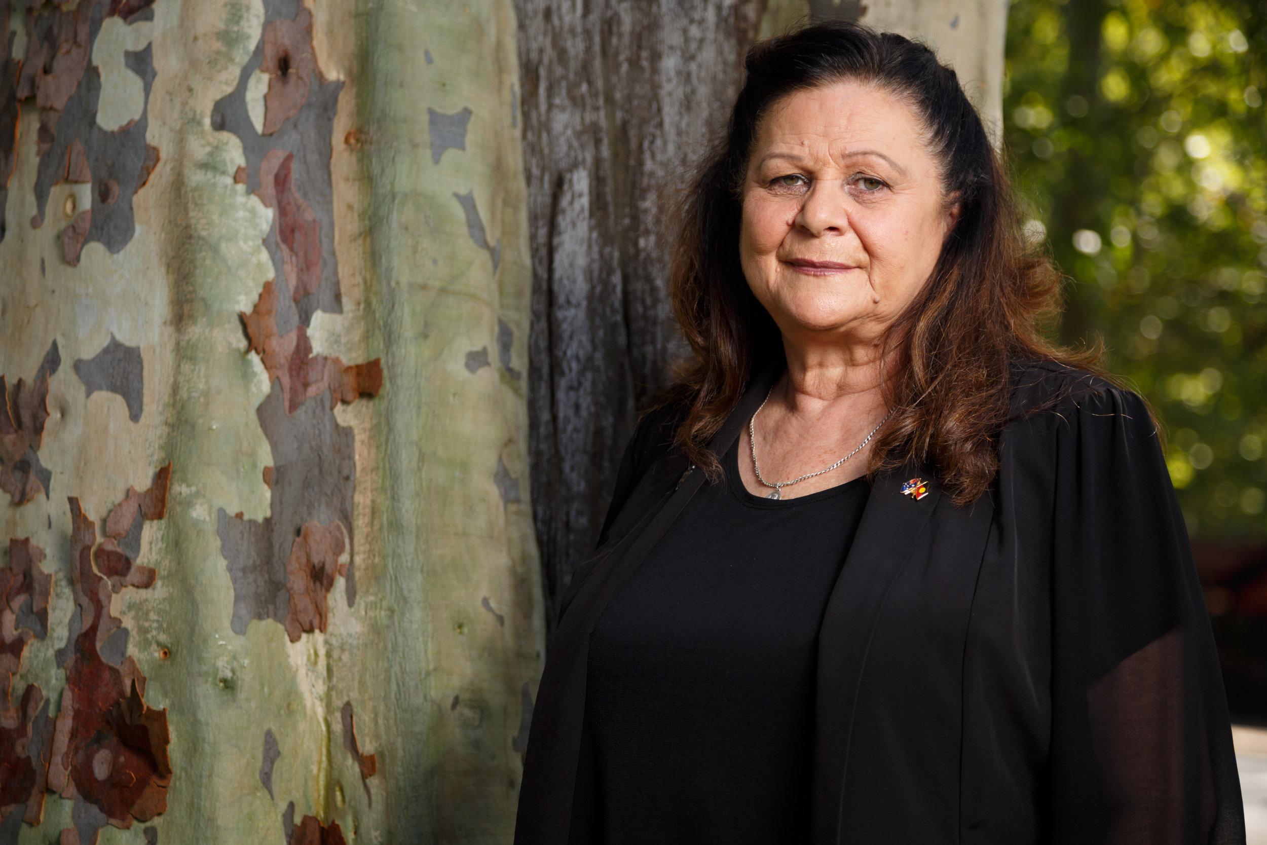 Victorian Treaty Advancement Commissioner Jill Gallagher AO.
