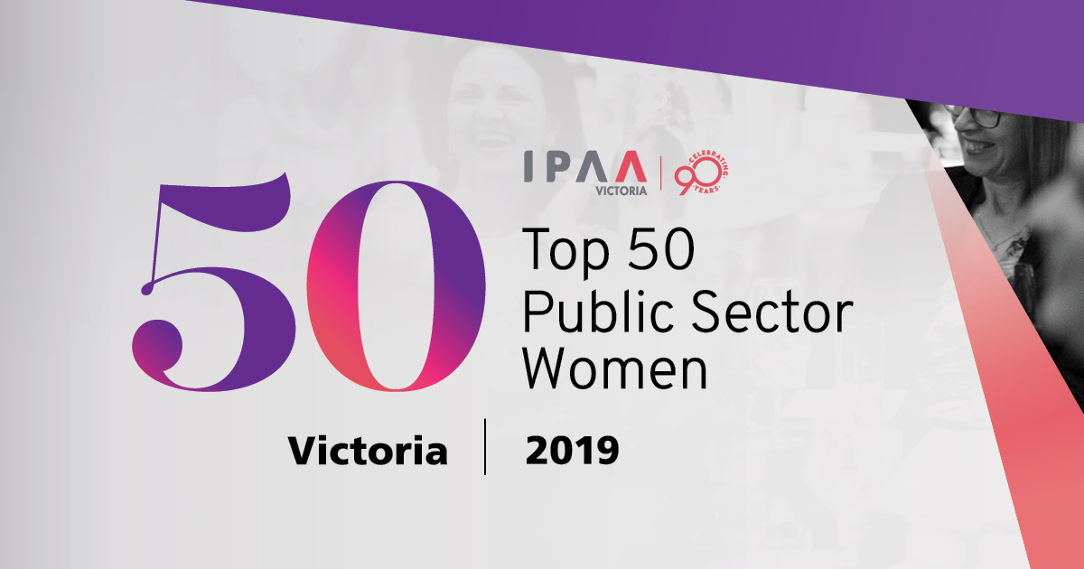 Click the image to go to the Top 50 Public Sector Women information pages.