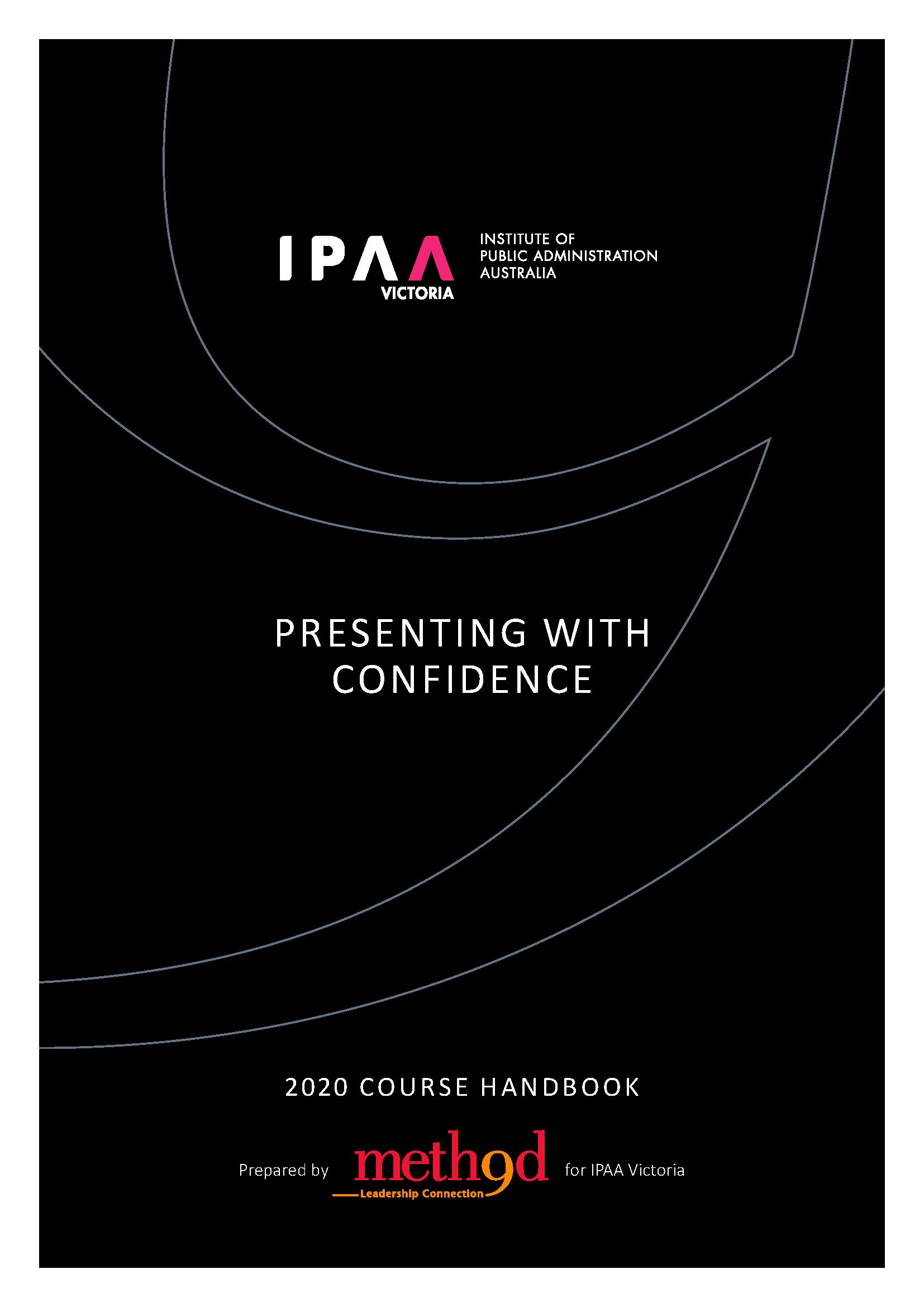 Delivering your Virtual Presenation with Confidence — IPAA ...