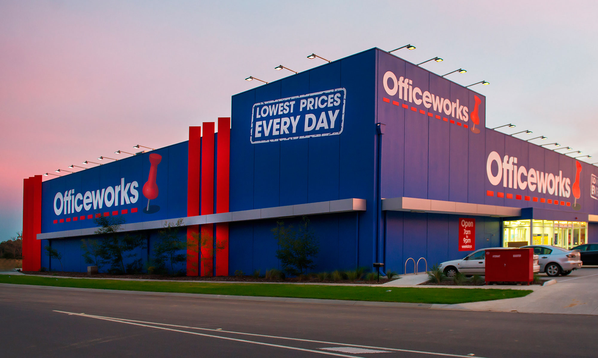 Officeworks - Officeworks uses analytical insights to reimagine their customer life stage marketing campaigns