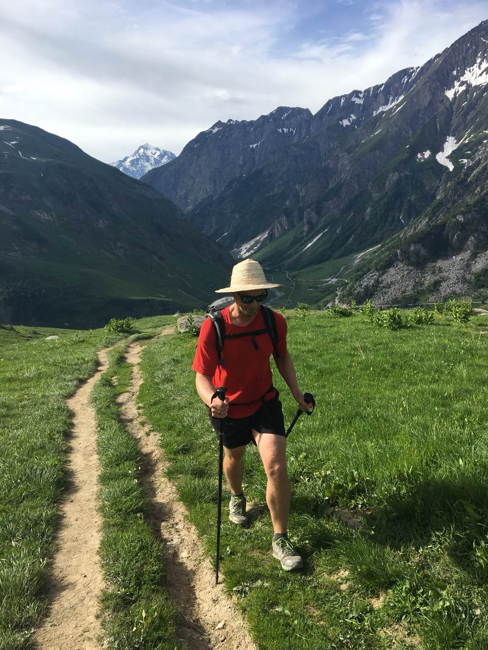 Tour du Mont Blanc:  Hikers of all shapes and sizes complete the trail each year. Choose a plan that gives you the right mix of physical challenge and mindfullness. Oh, and bring a good hat!