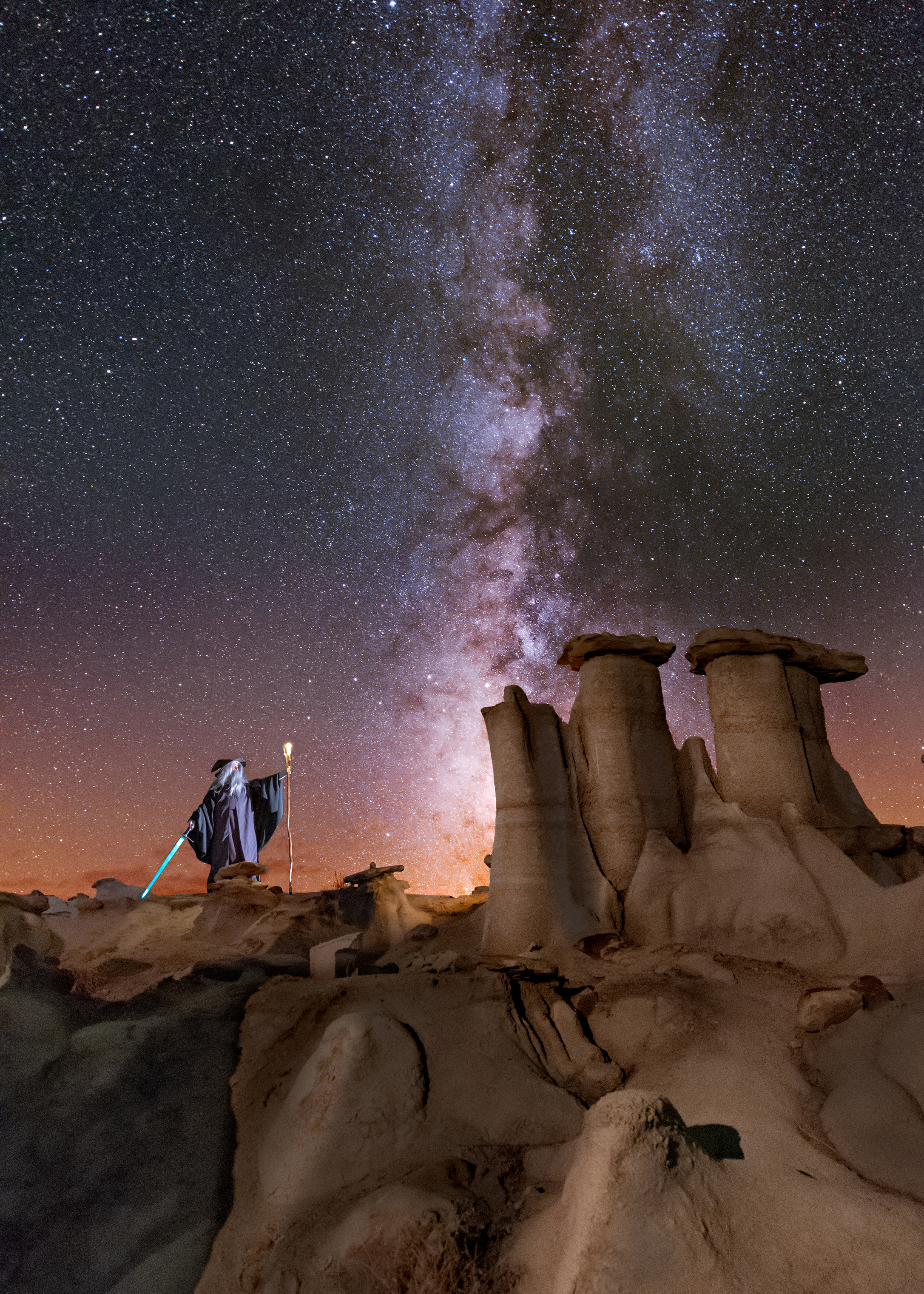 Wizard of Bisti