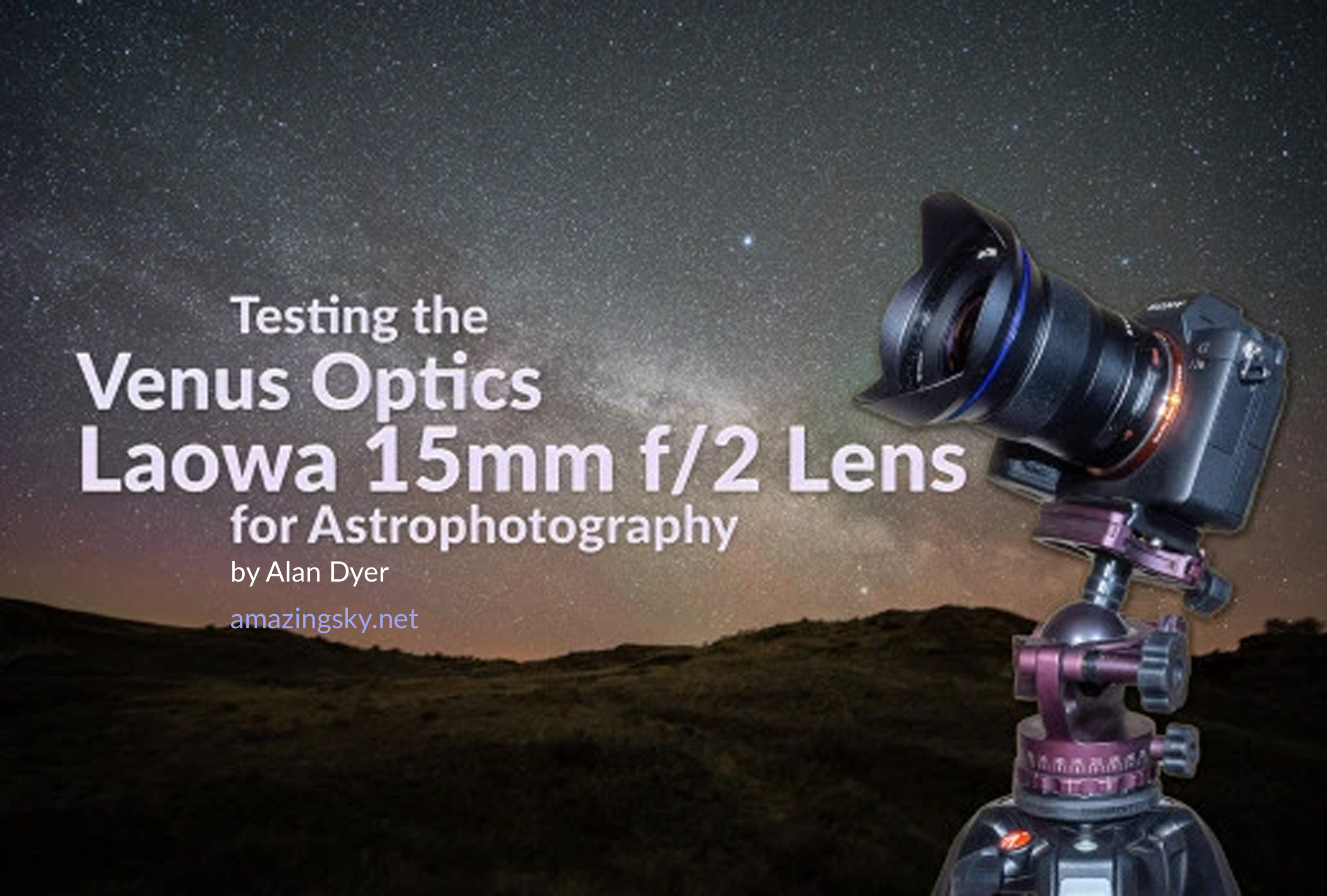 Testing the Venus Optics Laowa 15mm f/2 Lens - I test out a fast and very wide lens designed specifically for Sony mirrorless cameras.Click here to read more…