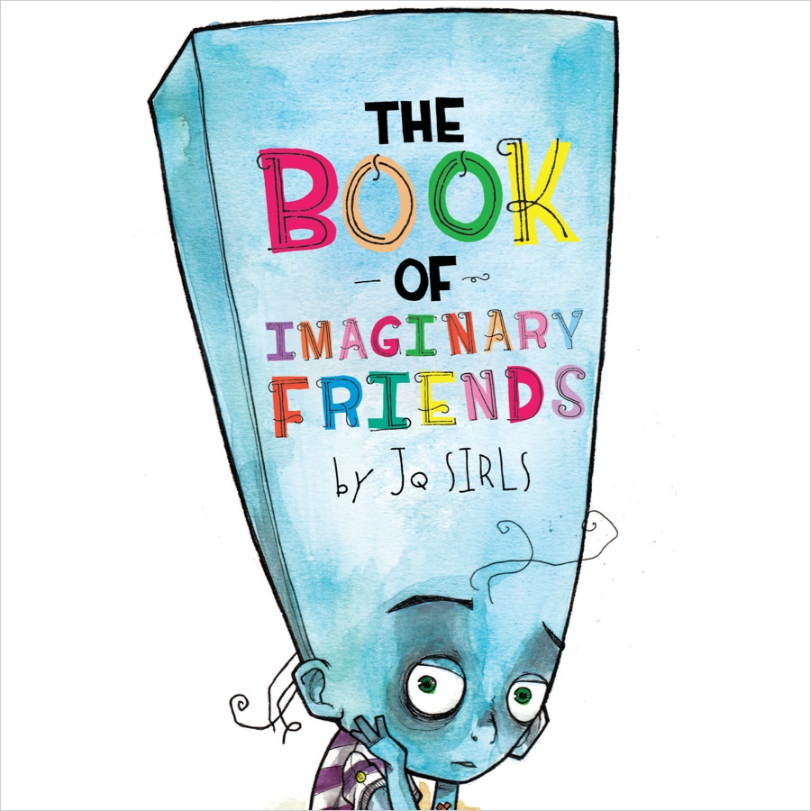 The Book of Imaginary Friends - Cover