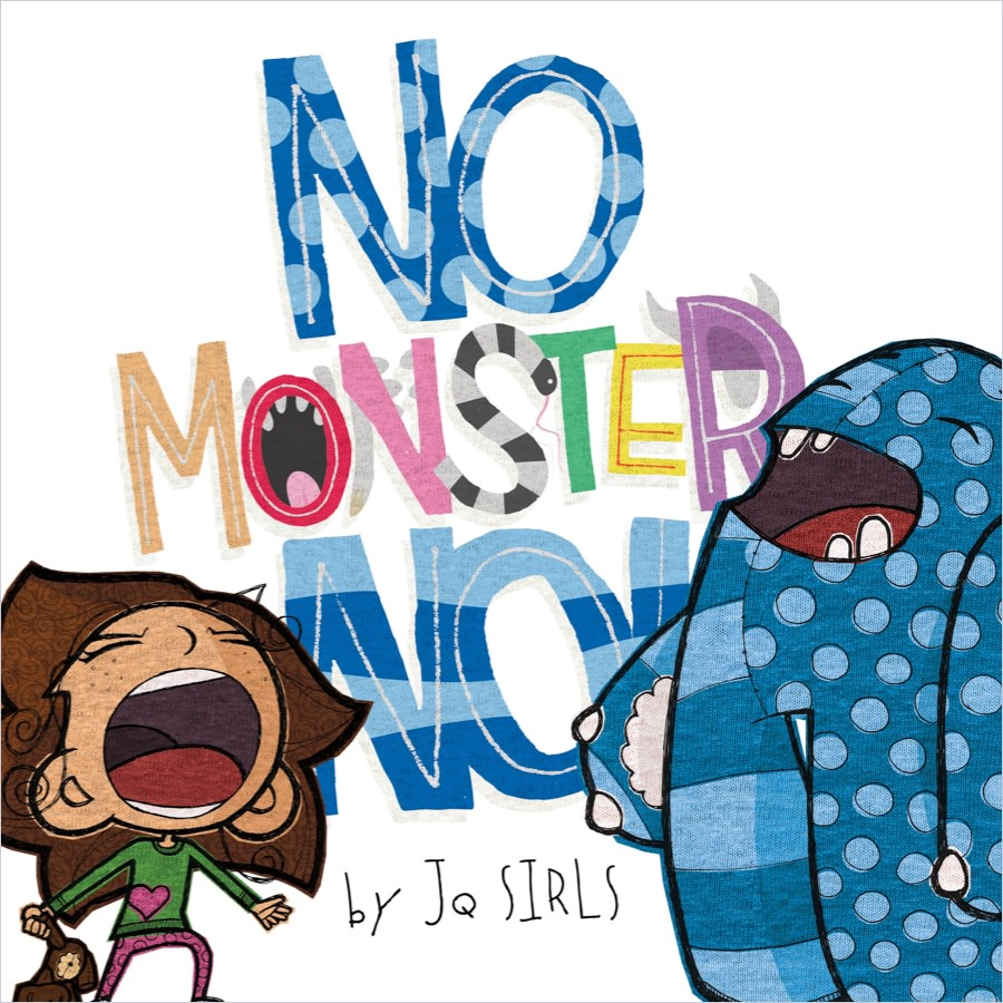 No Monster No - Cover