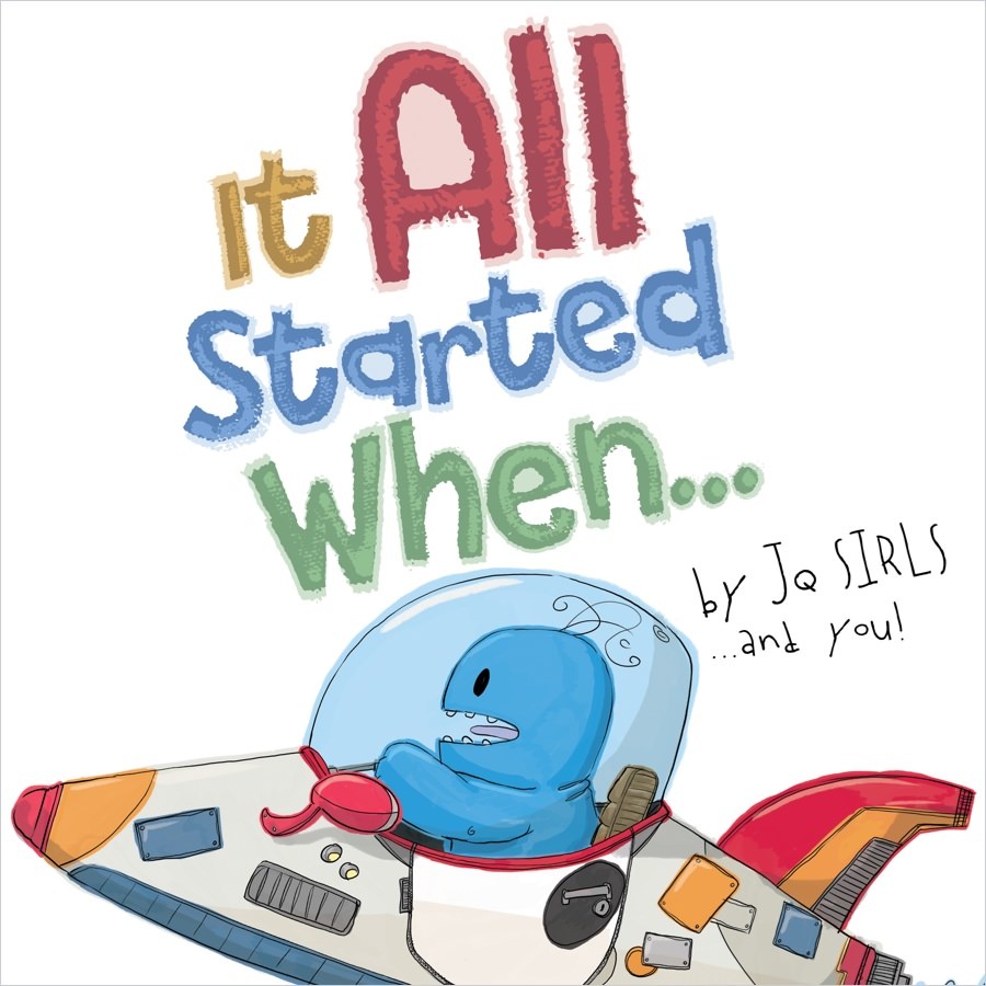 It All Started When - Cover