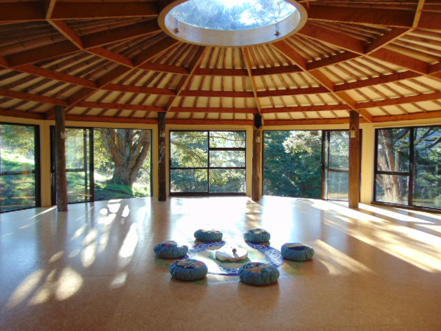 Practice supported in nature -