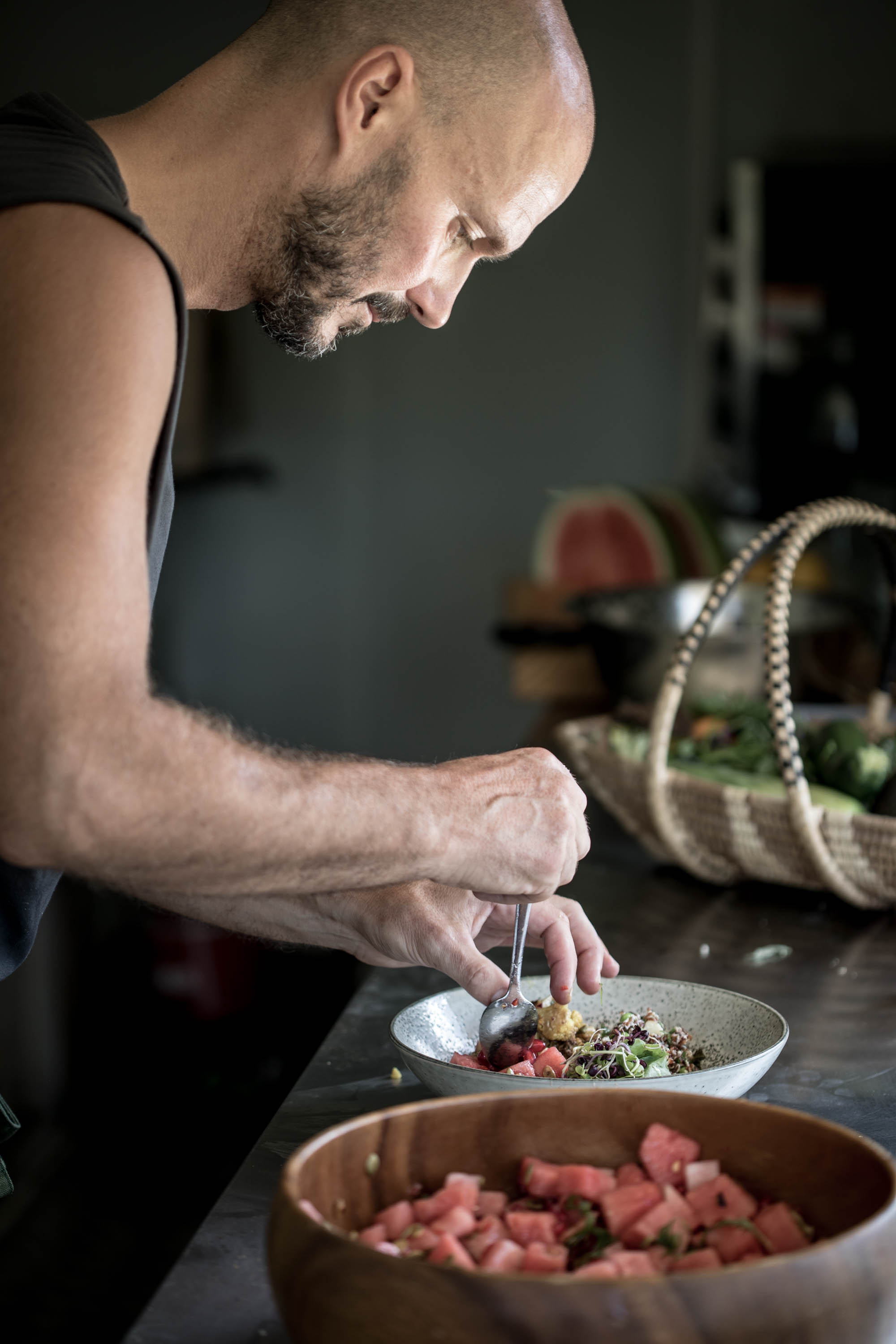 The BareFoot Chef -