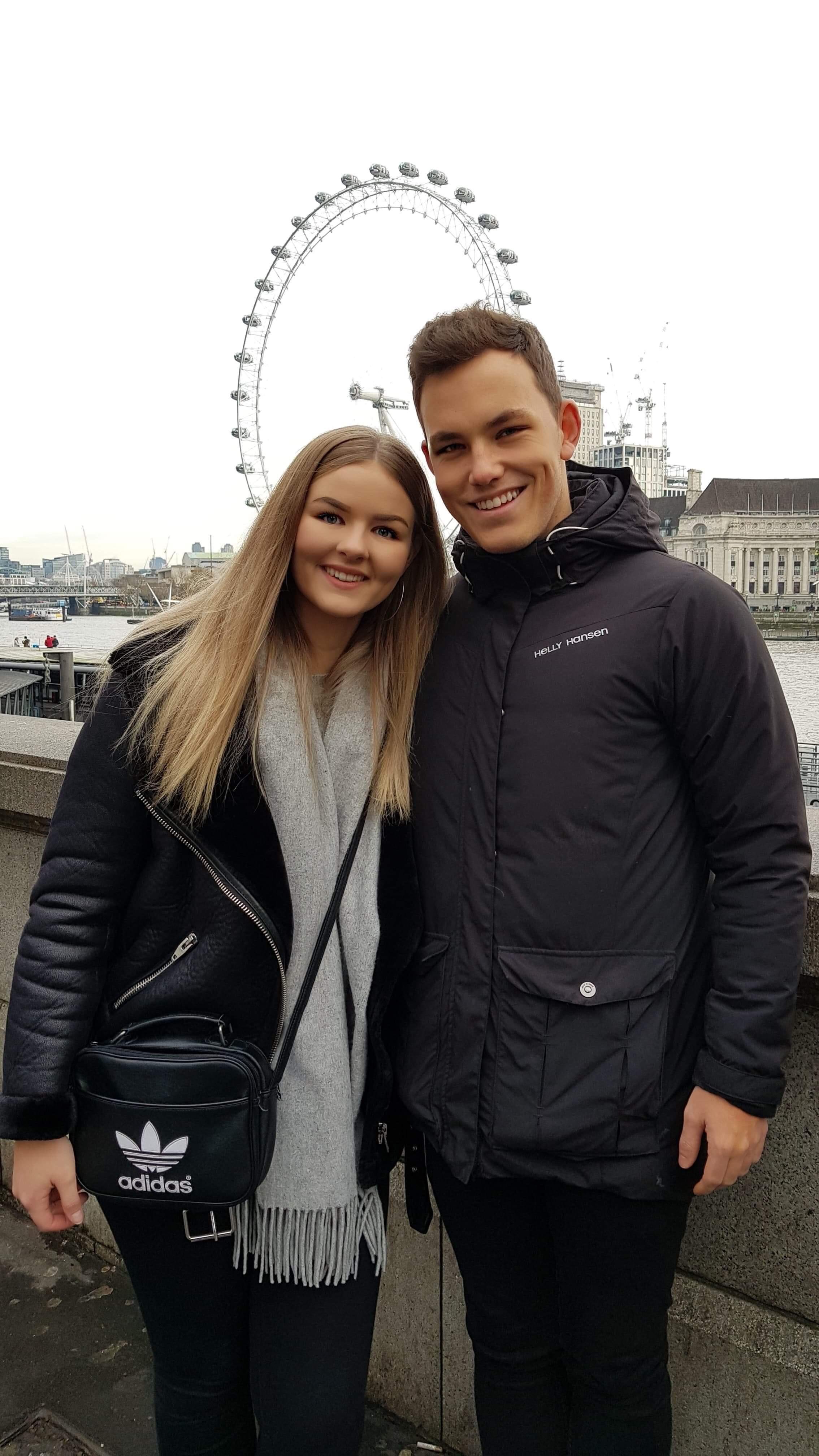 Birgitte og Martin Jonas - Håpar å kome tilbake til Sygna