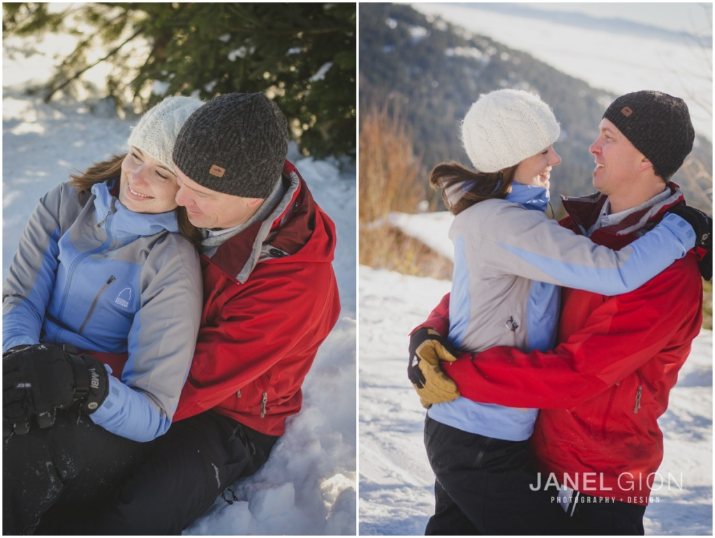 Sandpoint Engagement Photography