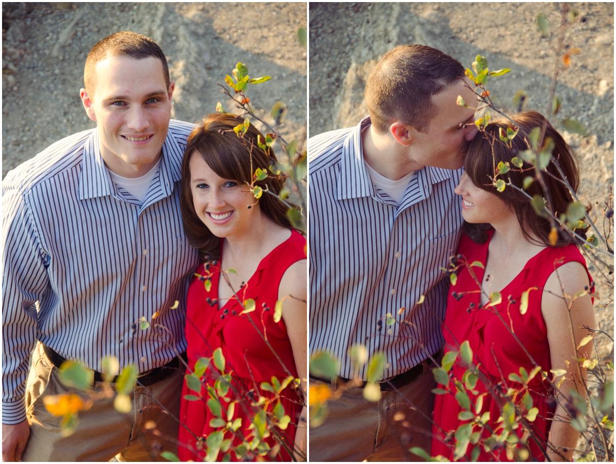 North Idaho Engagement Portraits