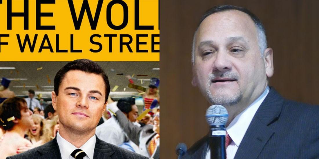 """Veckans affärer - FBI-agenten som fällde """"Wolf of Wall Street"""": Verkligheten är mycket värre än i filmen"""