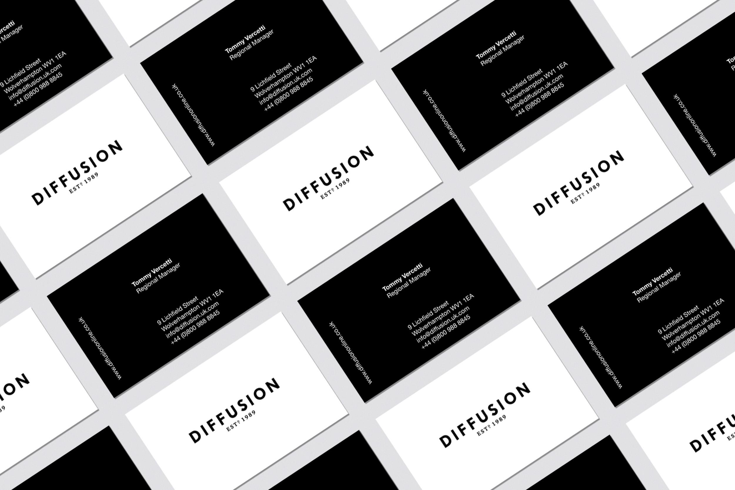 Diffusion - Branding / Design / Packaging / Photography / Social Media