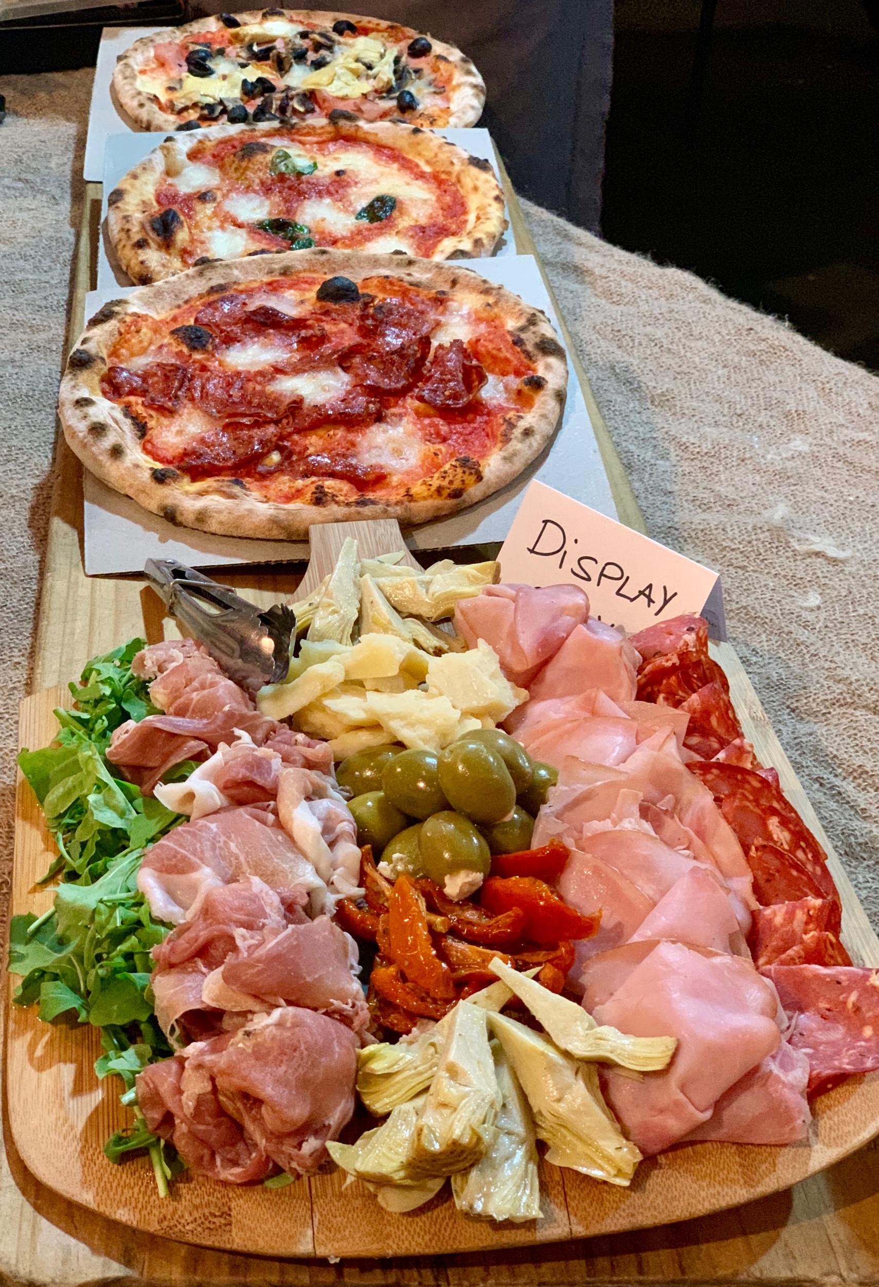 Wedding Harvest Pizzantica Napoli Pizza Wedding Catering