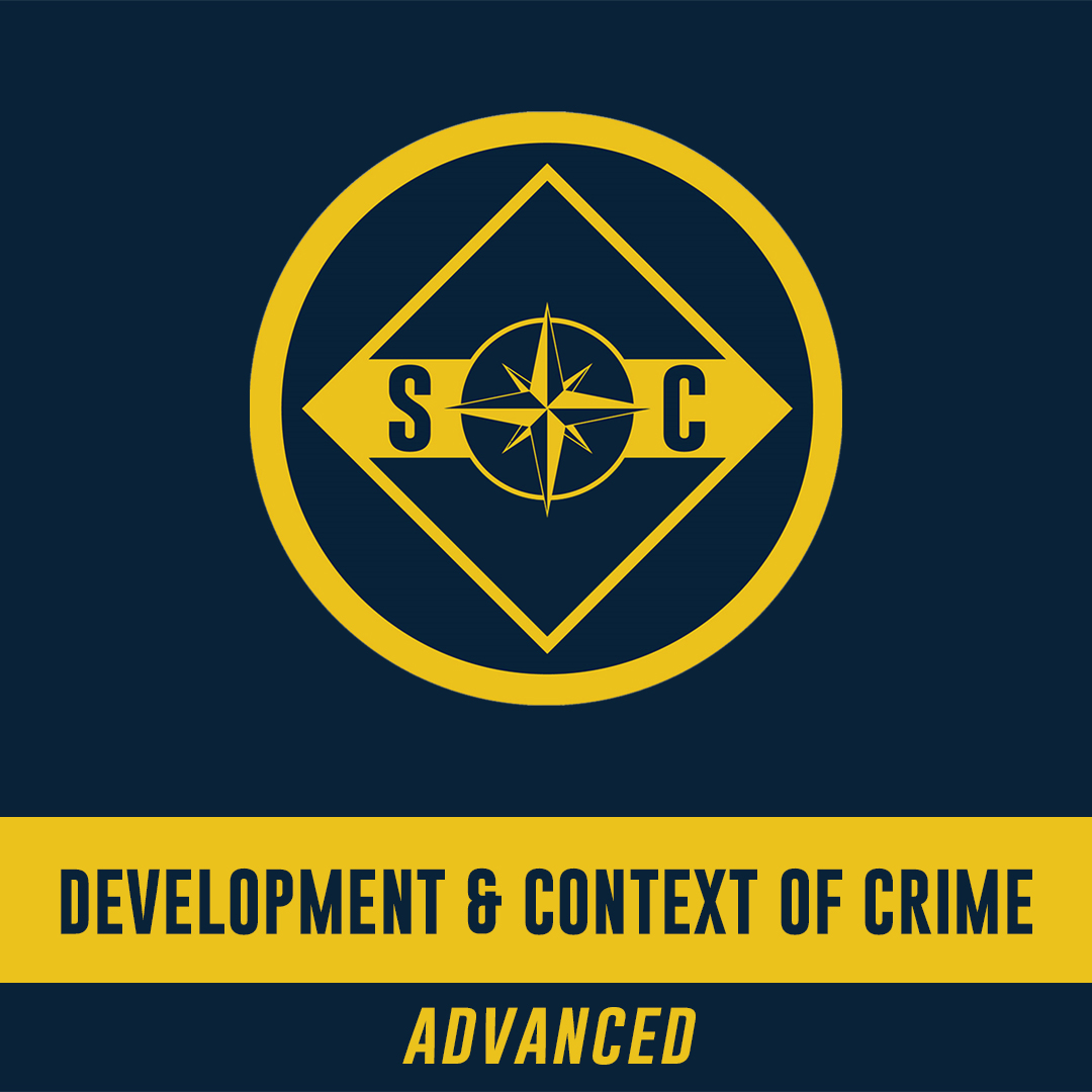 Crime and violence come in many contexts. Despite this variety, every form has predictable patterns that tell you what you're facing. We teach you how to manage, deter, and - if necessary - respond appropriately instead of being victimized by it.