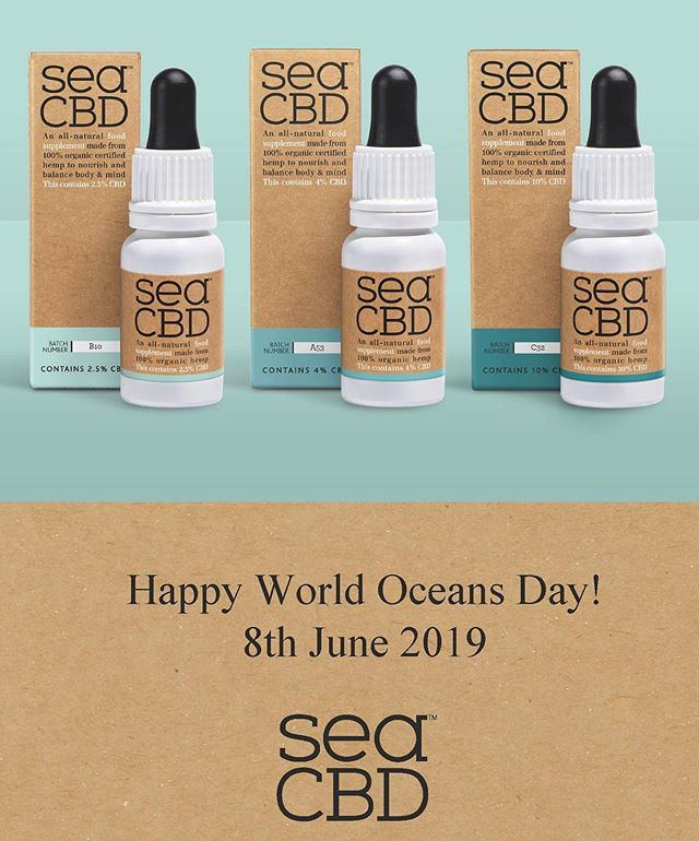 Help clean and protect our oceans - Happy World Oceans Day!  #worldoceansday #togetherwecan #saveouroceans #wellness #seacbd #cbd