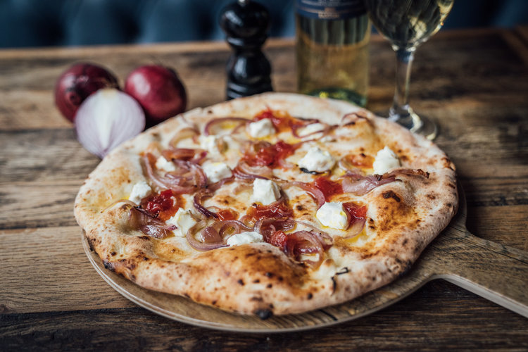 Nonnas Wood Fired Pizzas