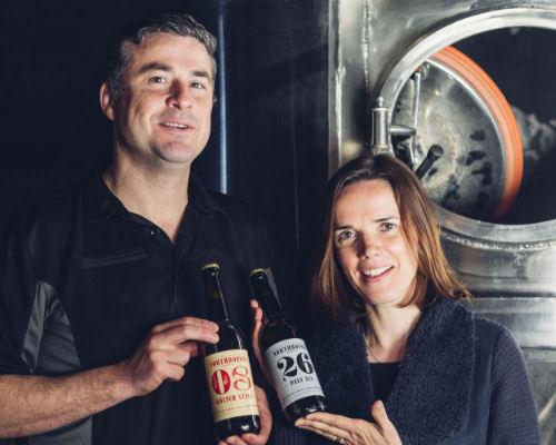 Martina & David, Nothbound Brewery
